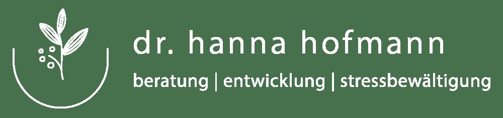 Logo Hanna Hofmann